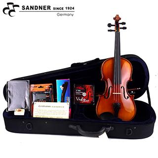 ★展示品出清★法蘭山德 Sandner TV-2 小提琴~3/4~僅此一把!