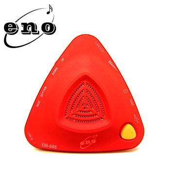 ENO EM-688 數位音箱節拍器 烈焰紅色款