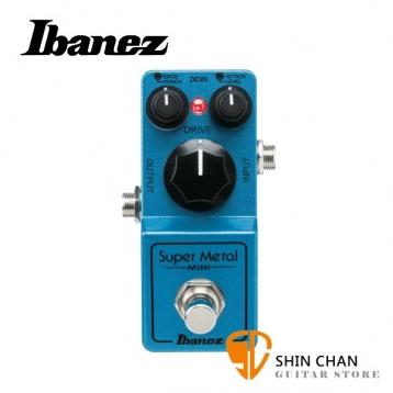 Ibanez mini Super Metal 迷你破音效果器