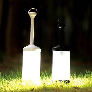 多功能伸縮開關露營燈/警急照明燈