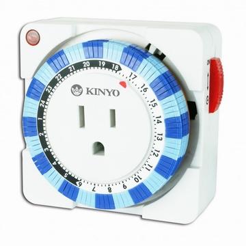 KINYO 24Hour多時段定時器TM-2
