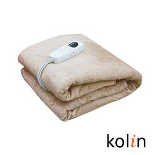 歌林Kolin 微電腦電熱毯(KFH-SJ007DB)-雙人款