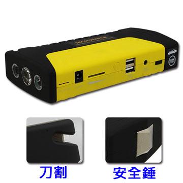 IS愛思 VPS-01 多功能汽車打氣胎壓豪華組 行動電源