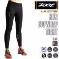 ZOOT 頂級 RUN BIO TIGHT肌能強化跑褲-長褲(女)