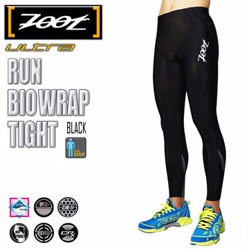 ZOOT 頂級 RUN BIO TIGHT 肌能強化跑褲(男)