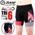 ZOOT AERO 6吋頂級碳離子CC鐵人褲(女款)