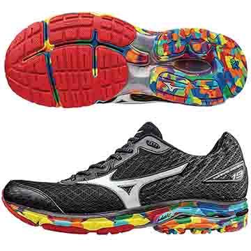 Mizuno WAVE RIDER 19 OSAKA (W) 女慢跑鞋 J1GD160870