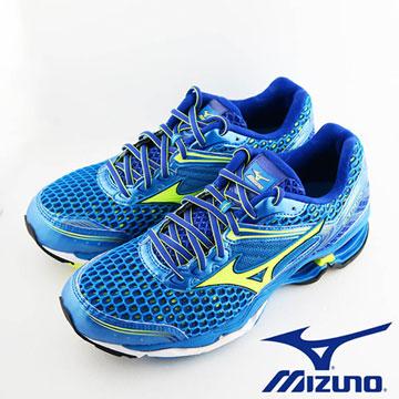 2016年款新上市Mizuno WAVE CREATION 17 男慢跑鞋 J1GC151847