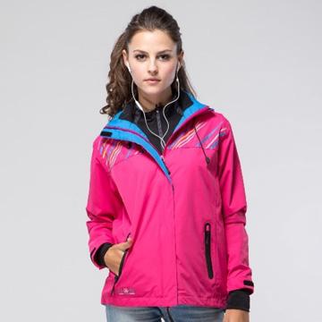 【日本SASAKI】DIN-TEX(女款)全天候防水透濕功能夾克