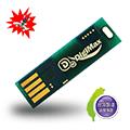 DigiMax UP-4R2 USB照明光波驅蚊燈片 1入