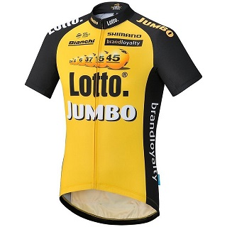 【SHIMANO】Team Lotto Jumbo 車隊版 車衣