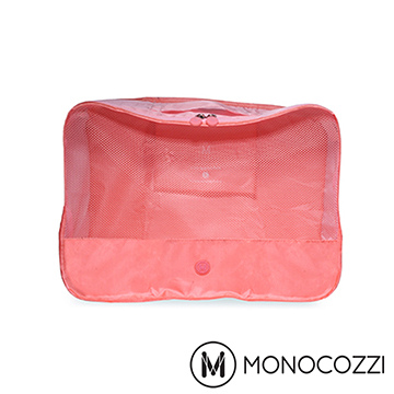 MONOCOZZI Lush 旅行衣物收納包 Apparel Pack (L) – 嫩粉紅