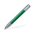 【PORSCHE DESIGN 保時捷】P3140 Shake Pen Ballpoint Pen Green 原子筆