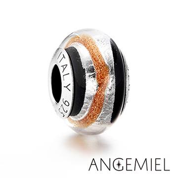 義大利Angemiel安婕米 義大利純銀珠飾 典雅 琉璃珠