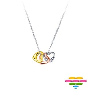 彩糖 桃樂絲系列銀飾 玫瑰金純銀項鍊