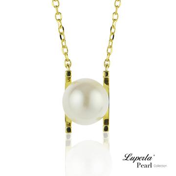 【大東山珠寶】雪白之星 純銀珍珠項鍊