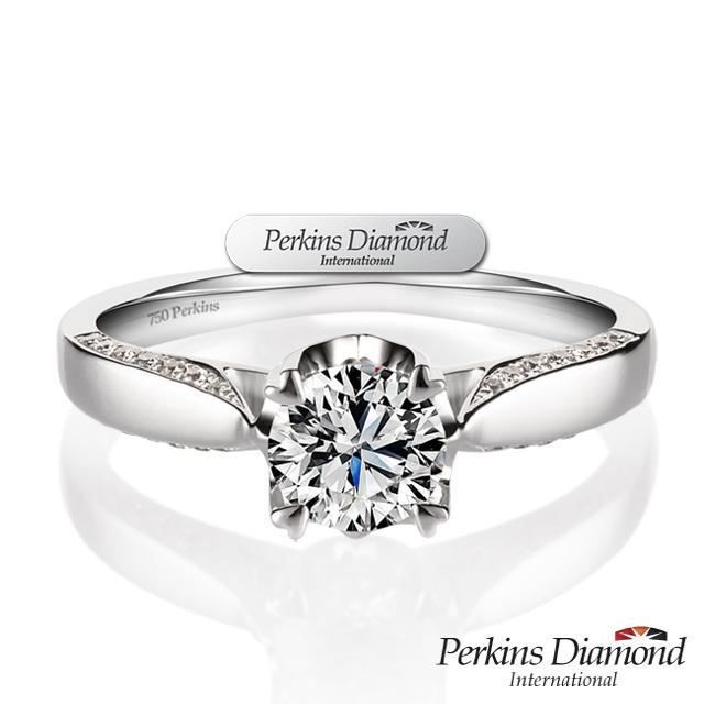 GIA PERKINS 伯金仕 夏綠蒂系列 鑽石戒指