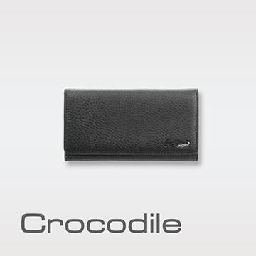 Crocodile 經典系列荔紋軟皮手機套 0103-07407-01