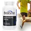 【美國BestVite】必賜力葡萄糖胺膠囊1瓶 (120顆)