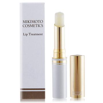 MIKIMOTO 精華護唇膏(2.1g)-百貨公司貨