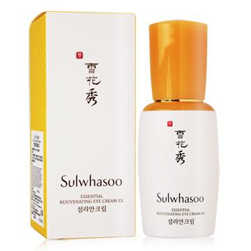 Sulwhasoo 雪花秀 閃理賦活眼霜EX(25ml)-百貨公司貨