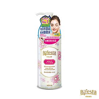【Bifesta碧菲絲特】保濕即淨卸妝水300ml
