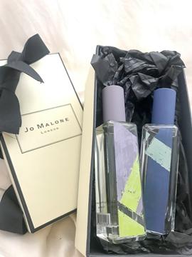 英國香水名牌 Jo MALONE 特別版 藍色風信子 & 睡蓮花園