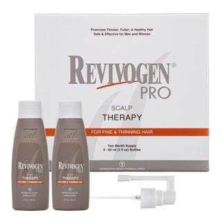 REVIVOGEN立髮健 PRO鋸棕櫚高效養髮液60mlX2瓶/盒
