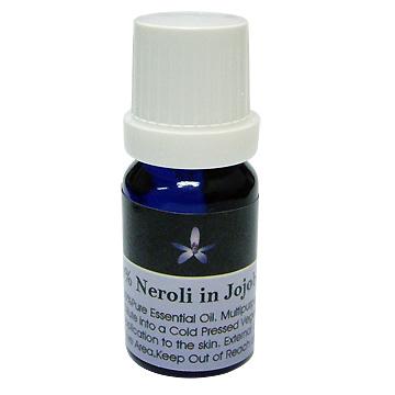 3%橙花(Neroli)芳療精油10ml