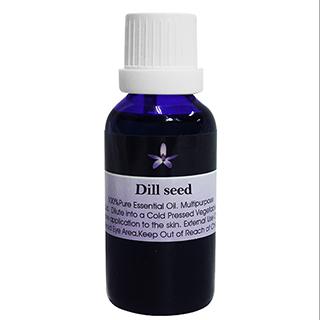 Body Temple100%蒔蘿(Dill seed)芳療精油30ml