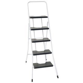 《舒適屋》簡約可折疊五層家用梯/A字椅/樓梯椅