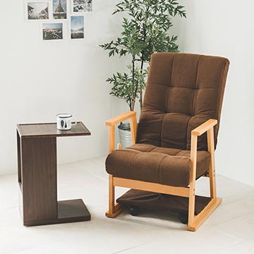 Peachy Life 多功能可升降單人無段式和室椅/休閒椅(3色可選)