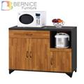 Bernice-莫那4尺收納餐櫃