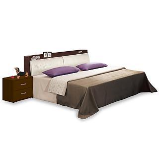 【時尚屋】[CV9]潘朵拉6尺加大雙人床CV9-30-1+WG28-1-6不含床頭櫃-床墊/免運費/免組裝/臥室系列